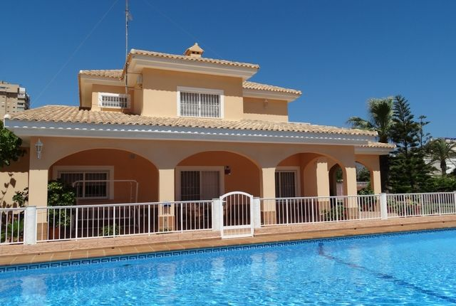 Thumbnail Villa for sale in La Manga Del Mar Menor 7 Bedroom Villa, Spain