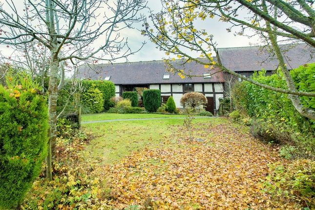 Thumbnail Barn conversion for sale in Wellington, Hereford