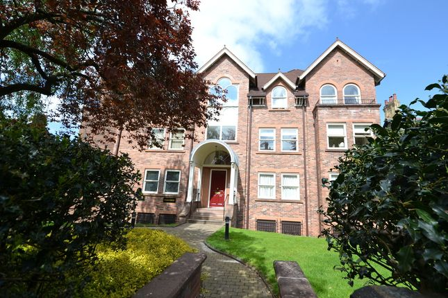 Thumbnail Flat to rent in Hawthorn Lane, Wilmslow