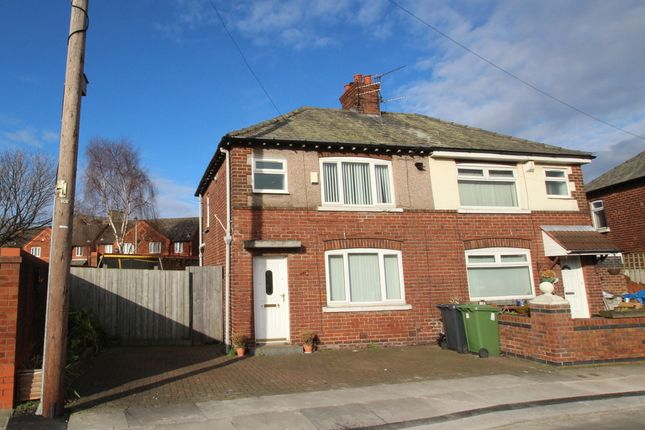 Thumbnail Semi-detached house for sale in Bulwer Street, Bootle, Bootle