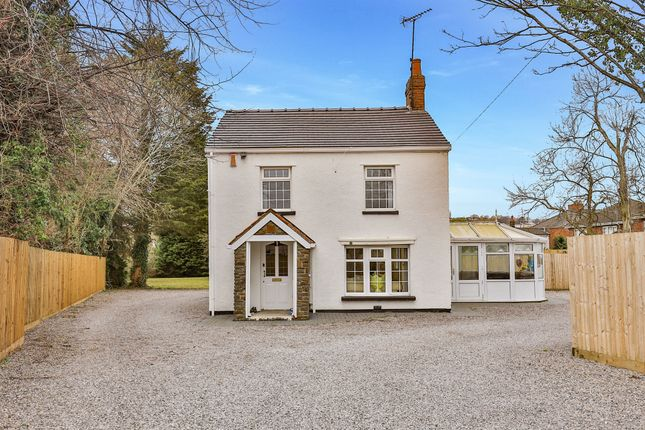 Thumbnail Detached house for sale in Liswerry Road, Newport