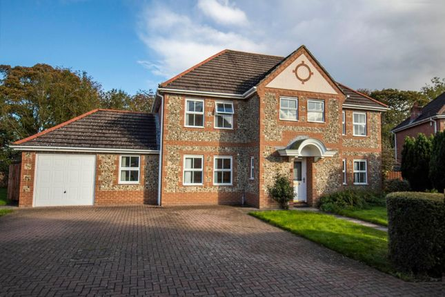 Thumbnail Detached house for sale in Acomb Close, Morpeth