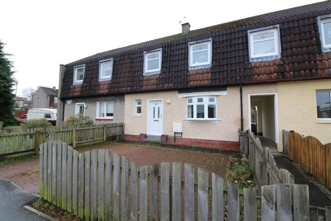 Thumbnail Terraced house to rent in Eastfield Road, Carluke, South Lanarkshire