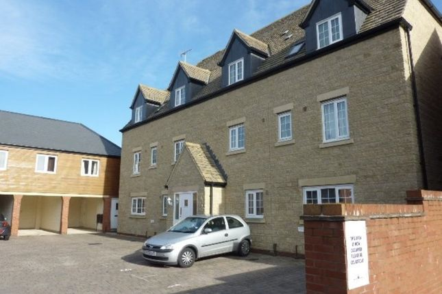 Thumbnail Flat for sale in Mir Crescent, Swindon