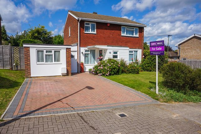 Thumbnail Detached house for sale in Letchworth Drive, Bromley