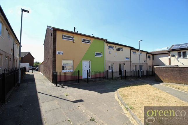 Thumbnail Mews house to rent in Halsey Walk, Manchester