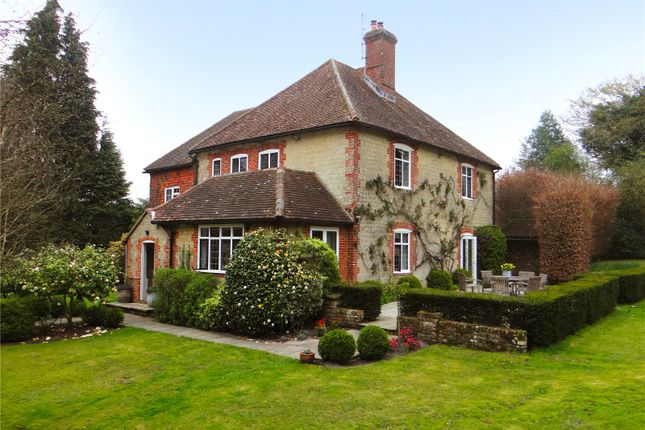 Thumbnail Detached house for sale in Wheatsheaf Enclosure, Liphook, Hampshire
