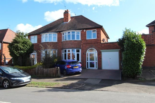 Thumbnail Detached house to rent in Parkstone Road, Leicester