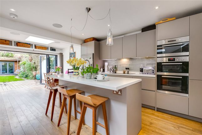 Thumbnail Terraced house for sale in Ashleigh Road, London
