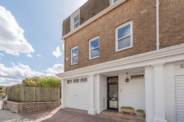 Thumbnail End terrace house for sale in Merton Rise, London
