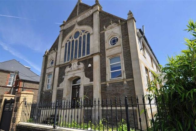 Thumbnail Flat for sale in Capel Calfaria, Barry, Vale Of Glamorgan