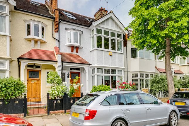 Thumbnail Terraced house for sale in Alfriston Road, London
