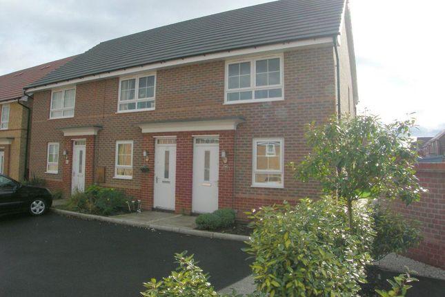 Thumbnail Terraced house to rent in Edgbaston Drive, Retford