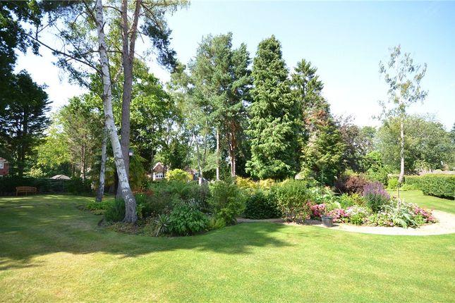 Gardens Alt of Wellington Mansions, Ardwell Close, Crowthorne RG45