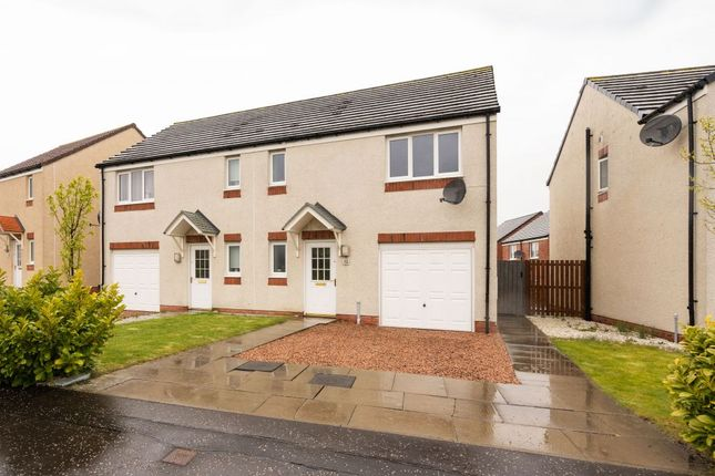 3 bed semi-detached house for sale in 12 Magnus Drive, Dunfermline KY11