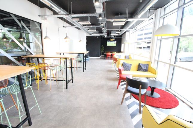 Communal Areas of Westpoint, 501 Chester Road, Manchester M16