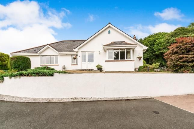 Thumbnail Bungalow for sale in Wotter, Plymouth, Devon
