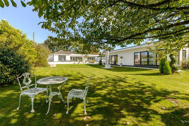 Thumbnail Detached bungalow for sale in Shurdington Road, Shurdington, Cheltenham, Gloucestershire
