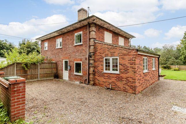 Thumbnail Semi-detached house for sale in Norwich Road, Norwich, Norfolk