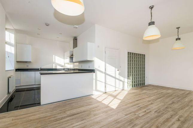 Thumbnail Flat for sale in Fitzgerald Road, Northampton