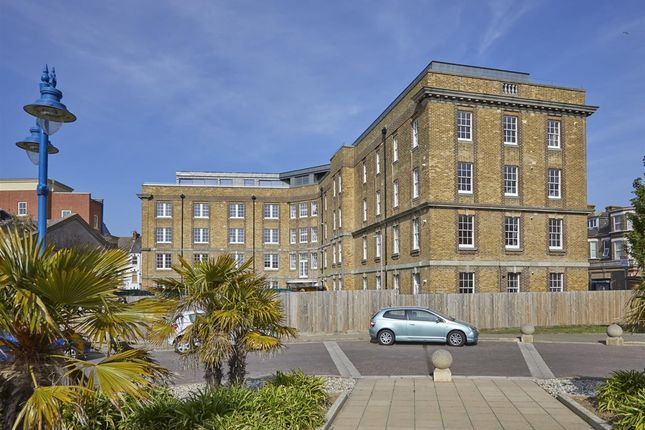 Thumbnail Flat to rent in Former Nurses Residence, 38 Canterbury Road, Margate