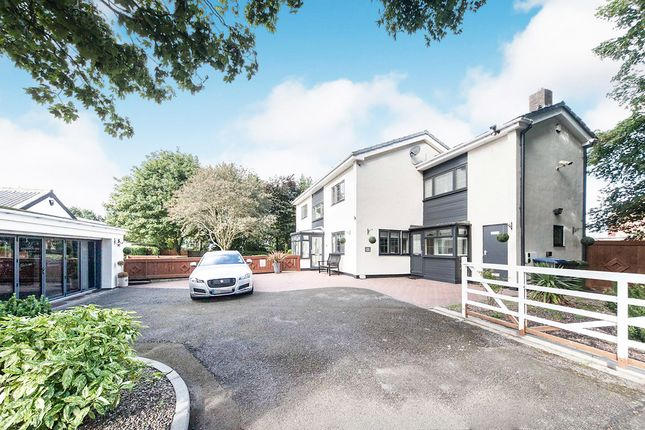 Thumbnail Detached house for sale in Stotfold Farm, Seaton, Seaham, County Durham
