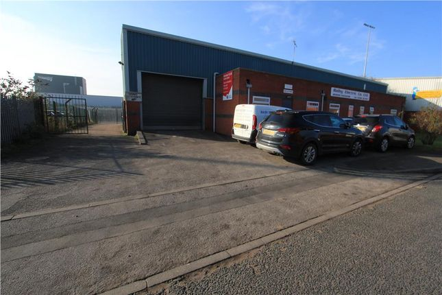 Thumbnail Light industrial to let in Unit At Heavens Walk, Doncaster, South Yorkshire