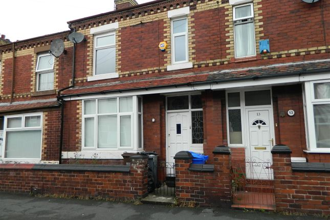 Thumbnail Terraced house to rent in Brightman Street, Manchester