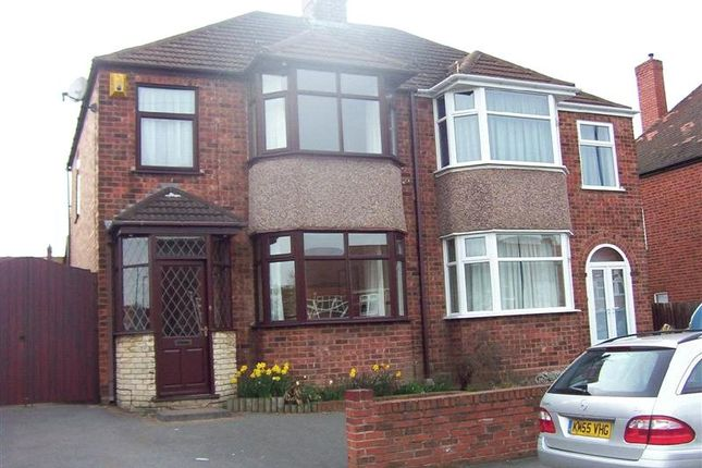 Thumbnail Semi-detached house to rent in Stennels Close, Keresley, Coventry, West Midlands