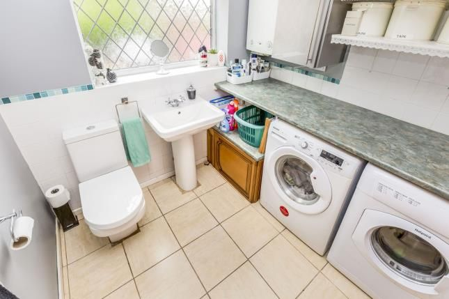 Utility/WC of Sheringham Place, Newcastle, Staffordshire ST5