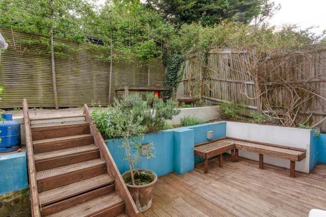 Garden B of Woodland Gardens, London N10