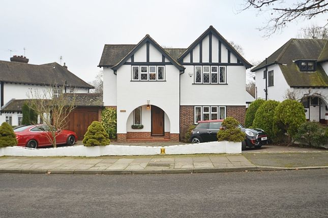 Thumbnail Detached house for sale in Great Thrift, Petts Wood, Orpington