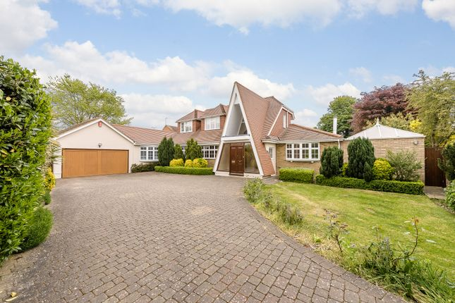 Thumbnail Detached house for sale in Newlands Way, Potters Bar