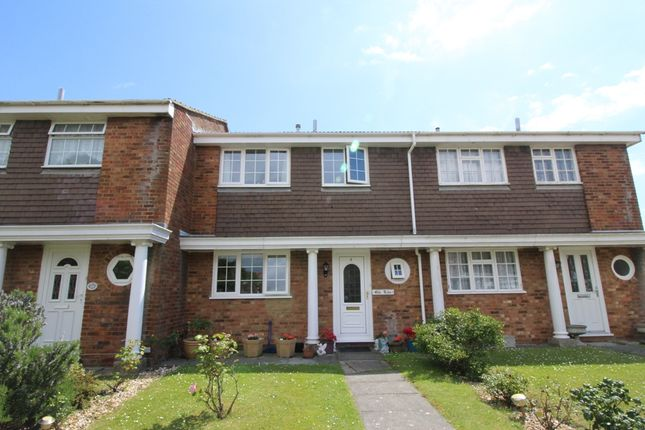 Thumbnail Terraced house for sale in Vian Avenue, Langney Point, Eastbourne