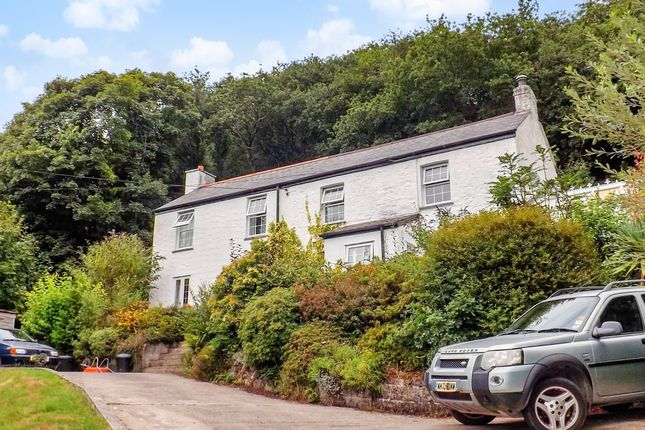 Thumbnail Detached house for sale in Gover Valley, St. Austell
