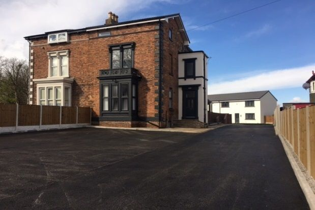 Thumbnail Flat to rent in Breckside Park, Anfield, Liverpool