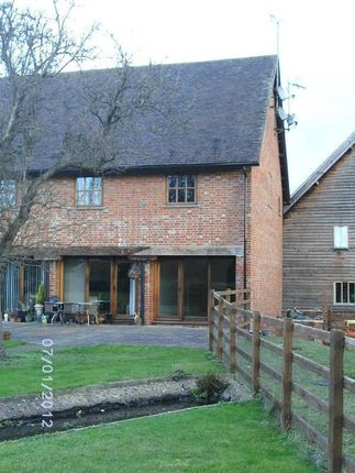 Thumbnail Property to rent in Hermitage Farm, Lucks Hill, West Malling