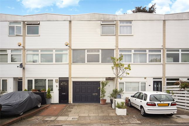 External of Paxton Close, Richmond, Surrey TW9