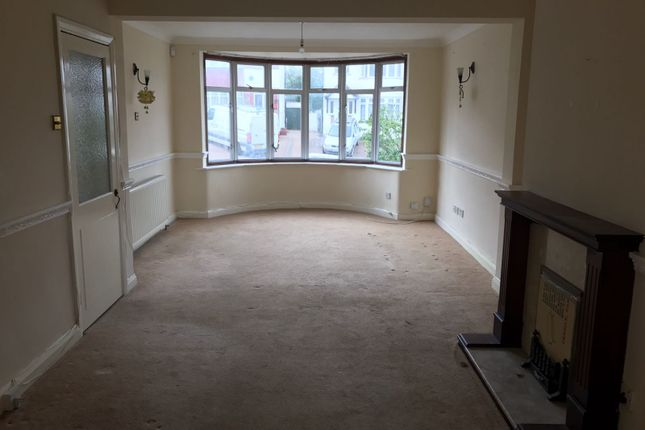 Thumbnail Semi-detached house to rent in Kirkland Avenue, Clayhall, Ilford