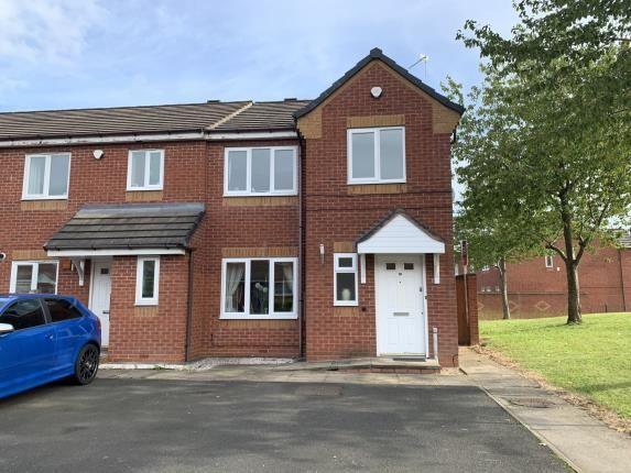 Front of Honeycomb Way, Northfield, Birmingham, West Midlands B31