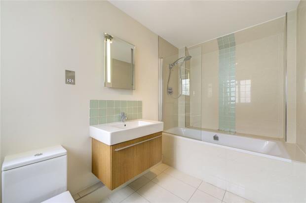 Bathroom of Hyde Park Street, London W2