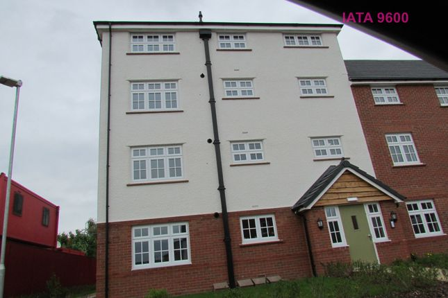 Thumbnail Flat to rent in Ferry Pickering Close, Hinckley