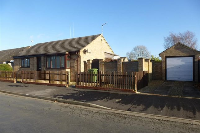 Thumbnail Detached bungalow to rent in Morton Avenue, March