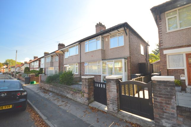 Semi-detached house to rent in Brooklands Avenue, Liverpool