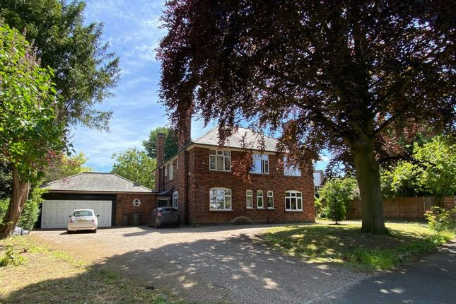 Thumbnail Detached house for sale in Stoughton Drive South, Oadby