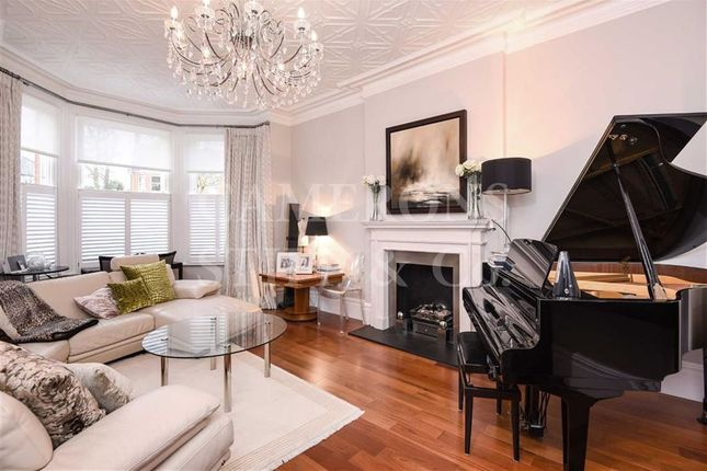 Thumbnail Detached house for sale in Walm Lane, Mapesbury Conservation Area, Mapesbury, London