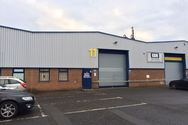 Thumbnail Light industrial to let in Unit 11, Guildhall Industrial Estate, Sandall Stones Road, Kirk Sandall, Doncaster