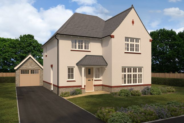 Thumbnail Detached house for sale in Tinkinswood Green, Cowbridge Rd, St Nicholas, Vale Of Glamorgan