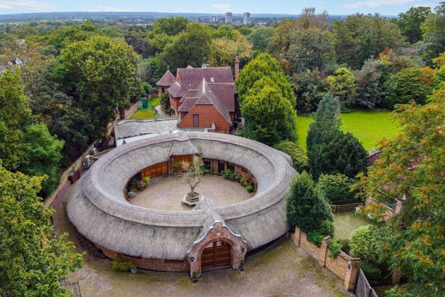 Thumbnail Detached house for sale in Beverley Lane, Coombe Hill