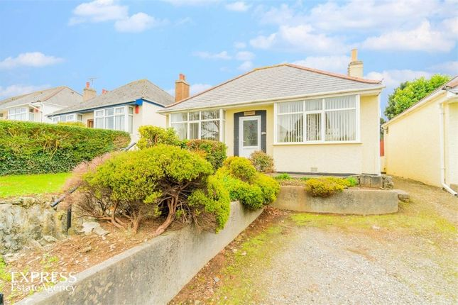 Thumbnail Detached bungalow for sale in Callington Road, Saltash, Cornwall